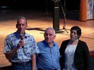 Drs. Latz, Gonzalez, and Soler